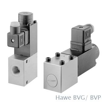hawe bvg and bvp 2 2 and 3 2 way directional seated valve. Black Bedroom Furniture Sets. Home Design Ideas