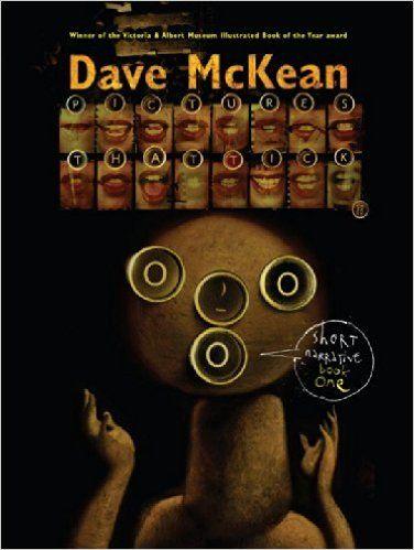 Amazon.fr - Pictures That Tick - Dave McKean - Livres