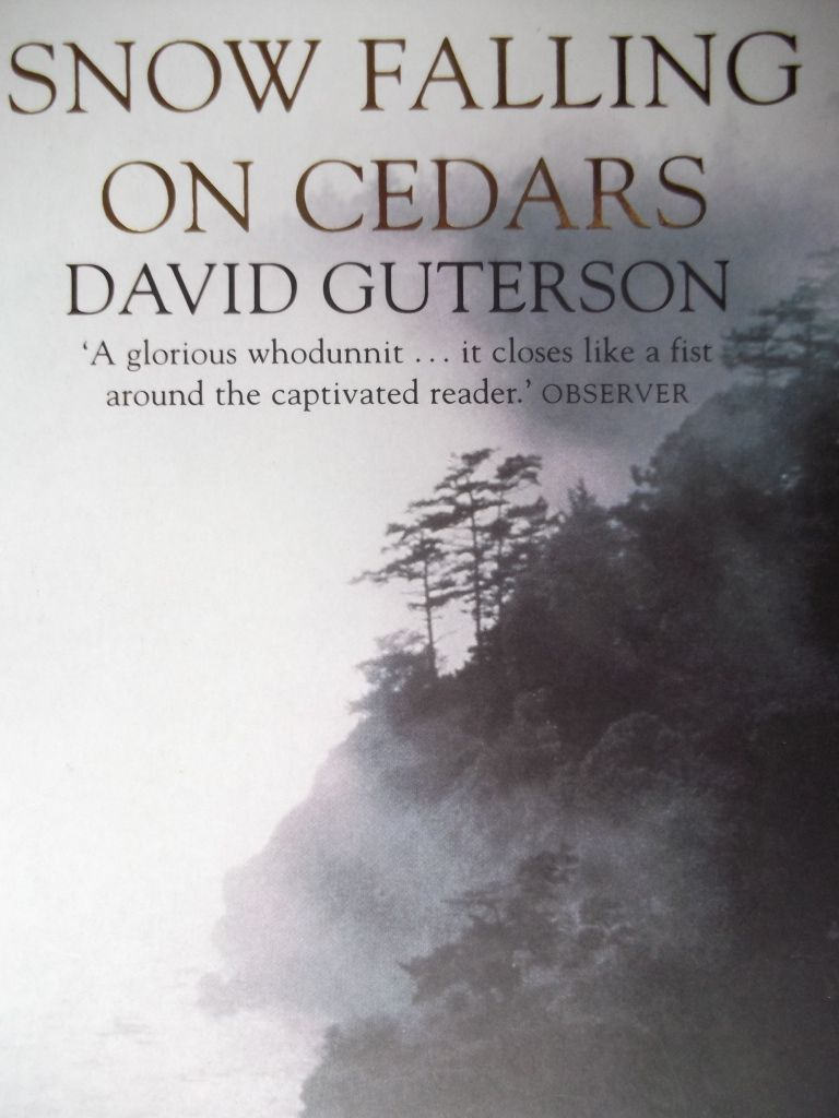 an analysis of effective review of snow falling on cedars Critical reception of guterson's snow falling on cedars has been overwhelmingly positivethe novel's evocative setting, courtroom drama, tender love story, language, believable characters, and portrayal of fear and prejudice have all earned critical acclaim.
