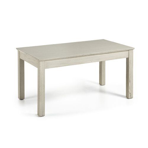 Beachcrest Home Chamness Extendable Dining Table Extendable Dining Table Solid Wood Dining Table Glass Dining Table