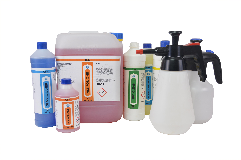klebstoffe, schmierstoffe, aerosole, motoröle, nsf h1 produkte, ral