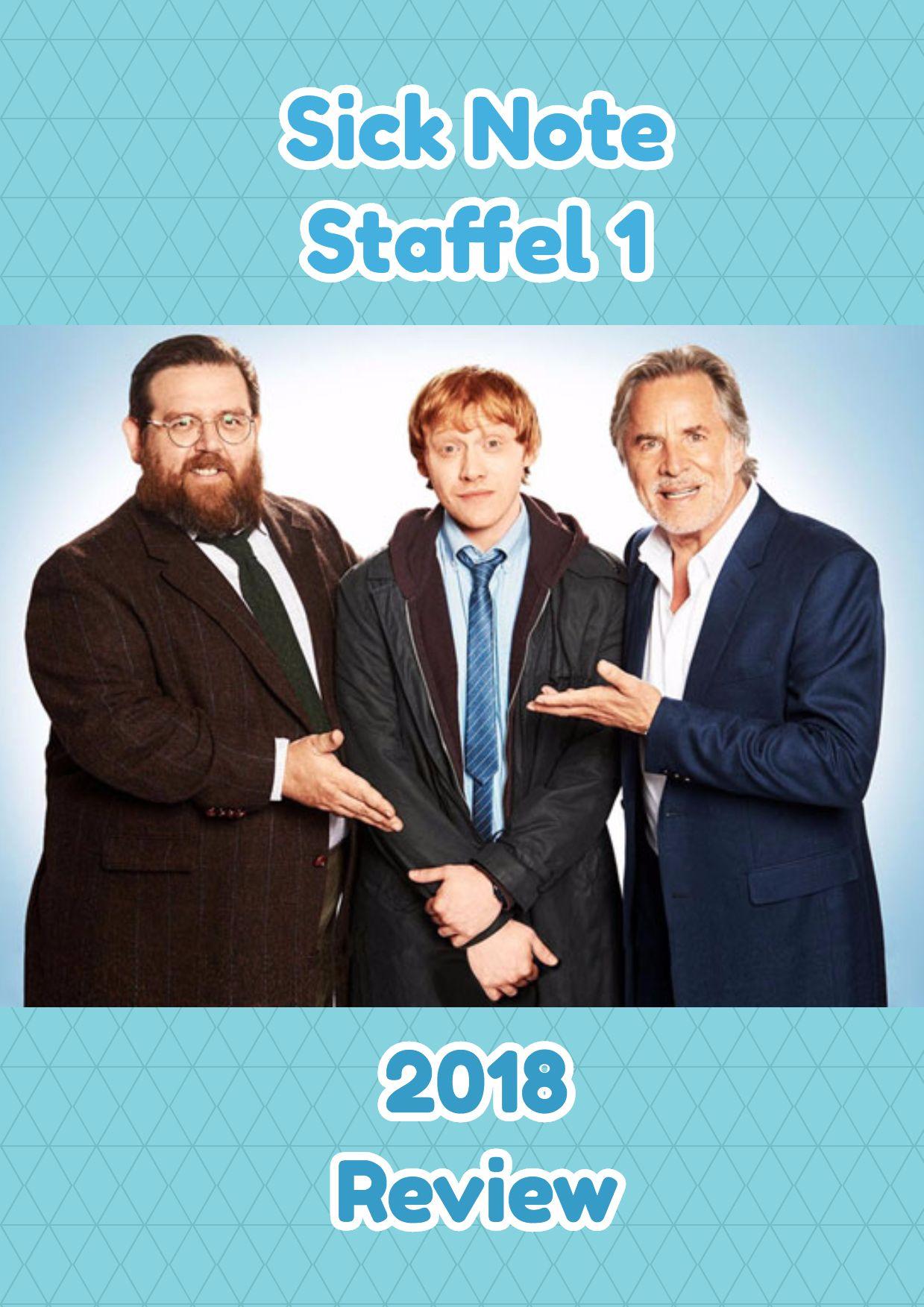 Sick Note auf Netflix mit Rupert Grint, Nick Frost und