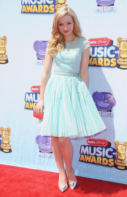 Dove Cameron -- Most Stylish Celebs at the 2014 Radio Disney Music Awards   Twist #RDMAs