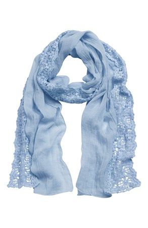 Lækre Cellbes Tørklæde Blå Cellbes  til Damer i lækker kvalitet