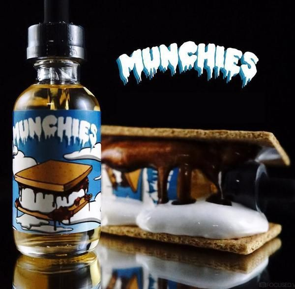 Munchies Premium ELiquid RePin by AT Social Media