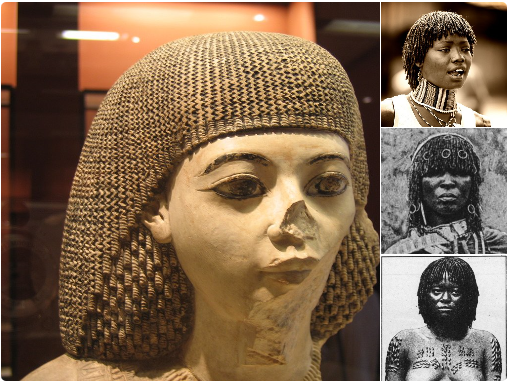 Hair in ancient Egypt