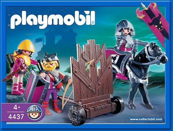 4437 guerreros b rbaros playmobil pinterest for Playmobil 4865 prix