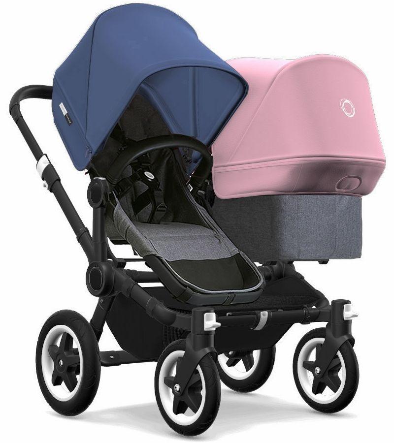 Baby Jogger City Select Double Stroller Gray Black Bugaboo Donkey Bugaboo Baby Jogger City Select