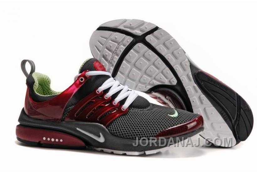 Free Shipping 6070 OFF 820998355 Nike Air Presto MenGrayWhiteBlack