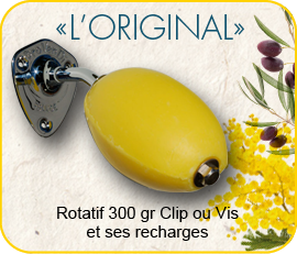 Le Provendi Loriginal Rotatif 300gr Clip Ou Vis Et Ses