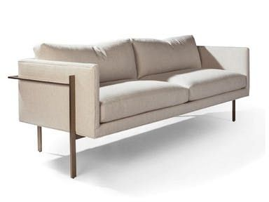 The Drop In Sofa By Thayer Coggin The Upholstered Portion Of This