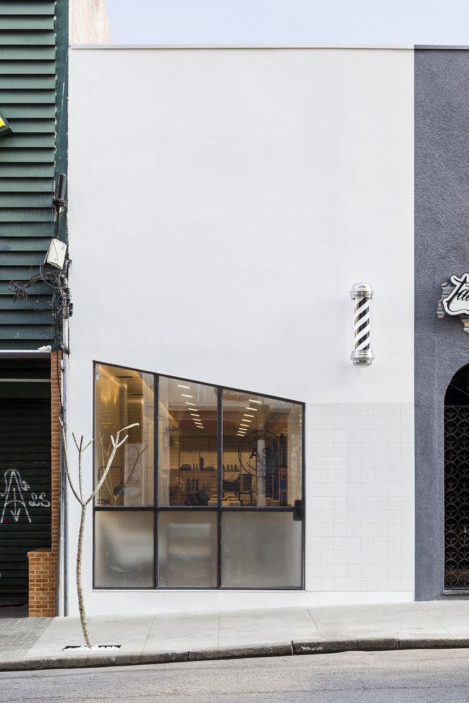 Galería de Barbería A.S / Felipe Hess - 11