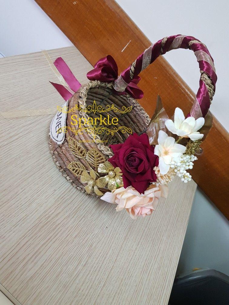 سلة تقديم حلويات هدايا سفر Crown Jewelry Crown Jewelry