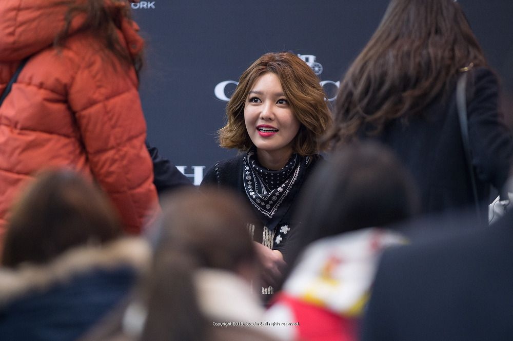 toodur2 tistory :: 소녀시대 (Girls' Generation), 수영 & 샤이니 (SHINee), 민호:COACH 팬사인회