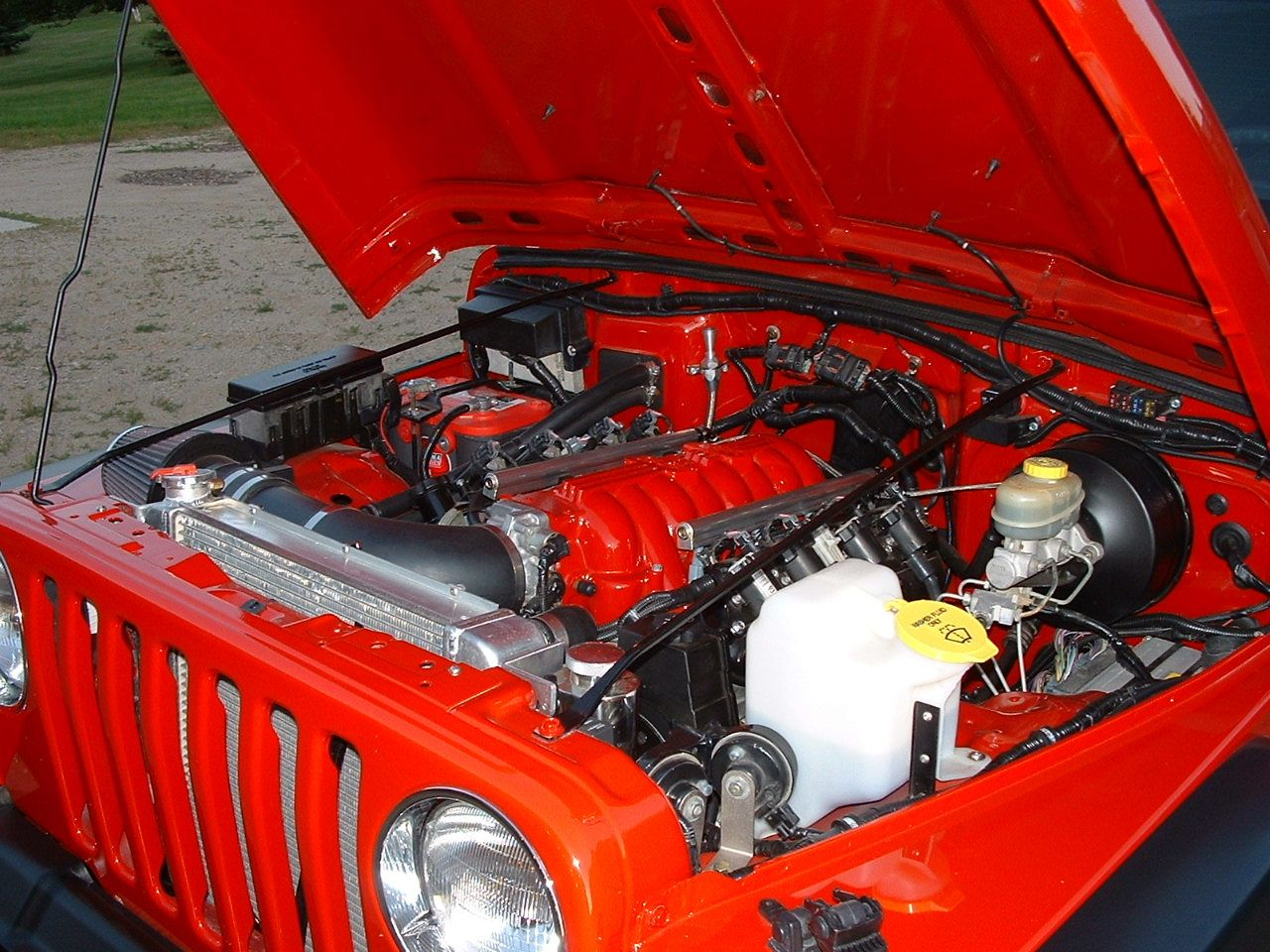 350 Swap Into Jeep Yj Jeep Yj Jeep Suv Ls Engine Swap