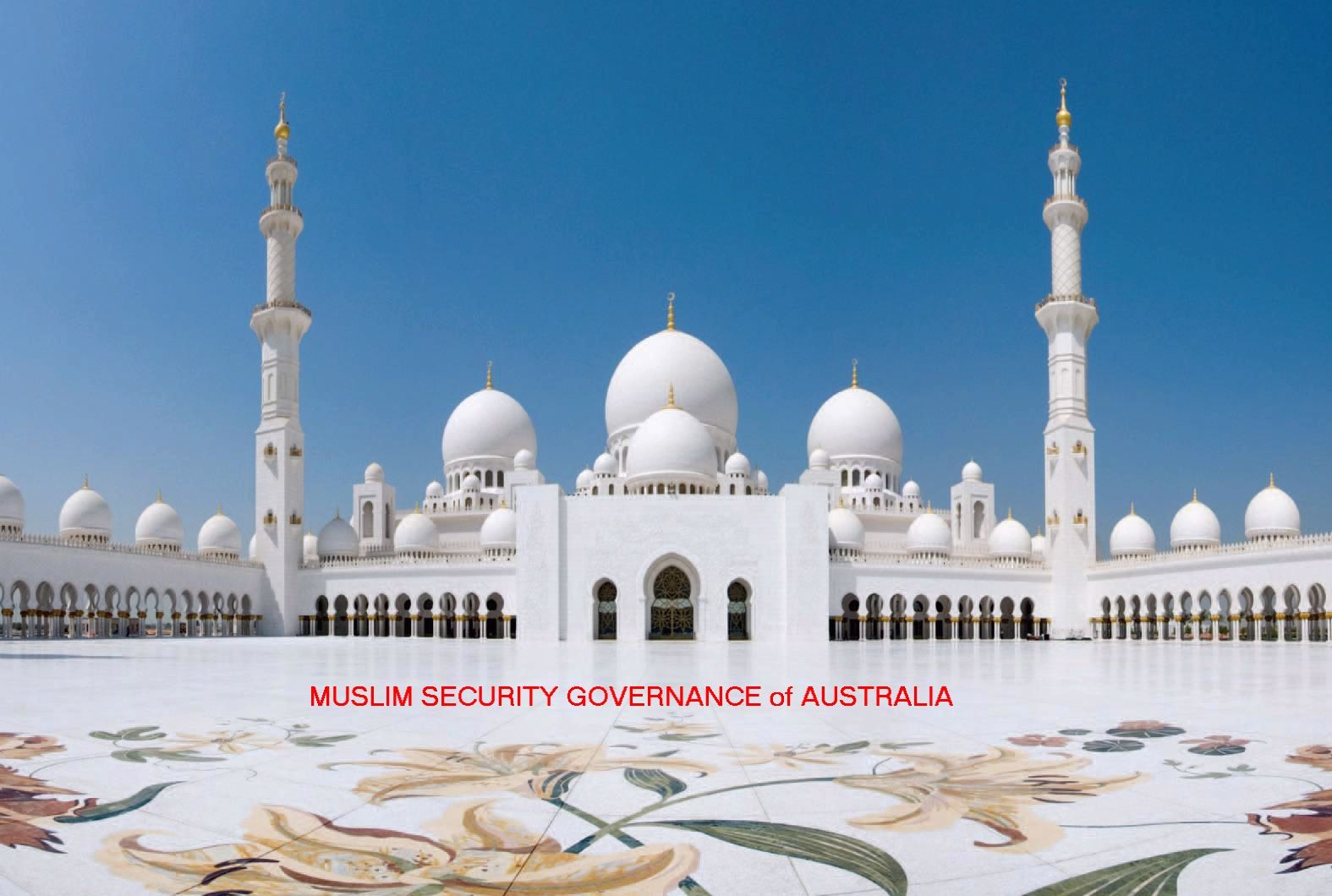Muslims take over Australian security companies | Security | Grand
