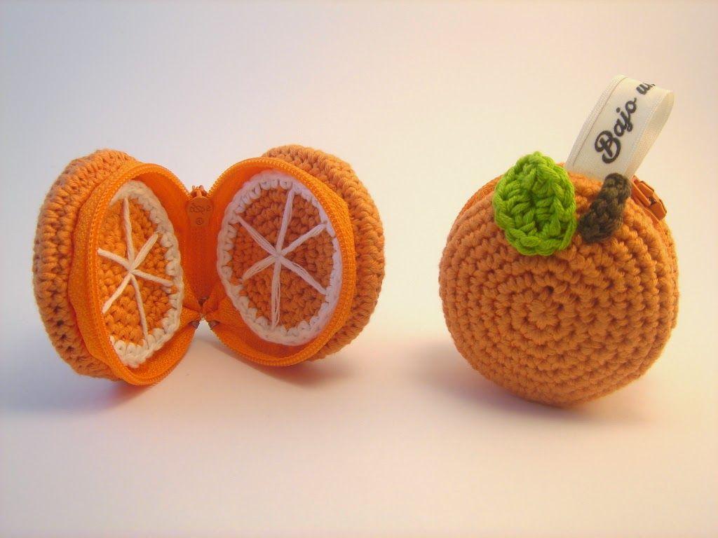 Bajo una seta: Monederos frutales   ideas   Pinterest   Setas ...