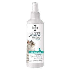 Bayer Expert Care Itch Relief Cat Spray Itch Relief Cat Spray Dog Spray