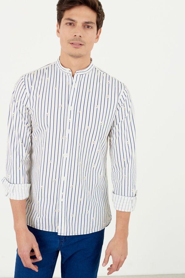 bajo precio diseño de moda estilo exquisito Springfield CAMISA RAYAS blanco | Moda | Ropa de hombre ...