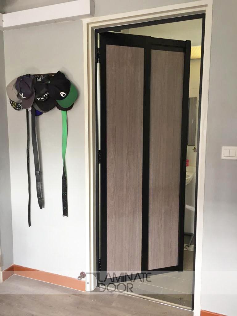 Hdb Toilet Door: Slide & Swing Door Install For HDB/BTO Toilet. Get Extra