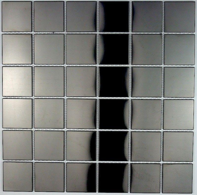 piastrelle mosaico in inox cucina e bagno mi-reg-noi 16,00 € https ...