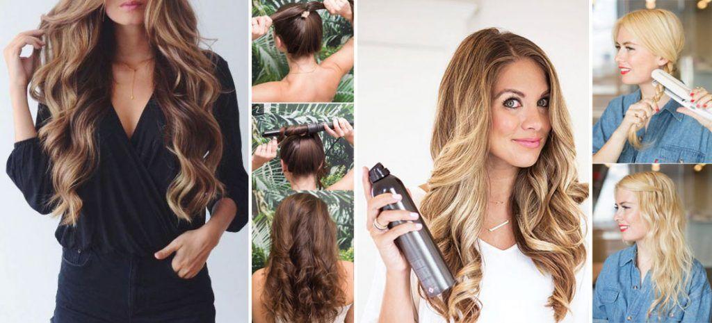 10 trucos para ondular tu cabello en 5 minutos (con imágenes