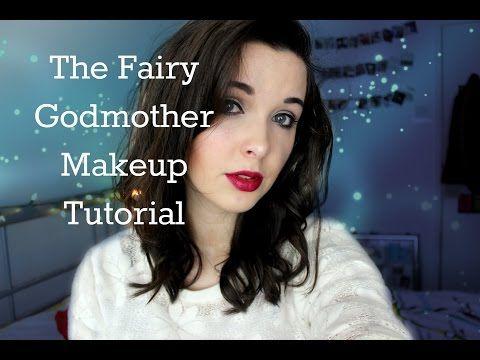 Fairy Godmother Makeup Tutorial Makeup Youtube Tutorial