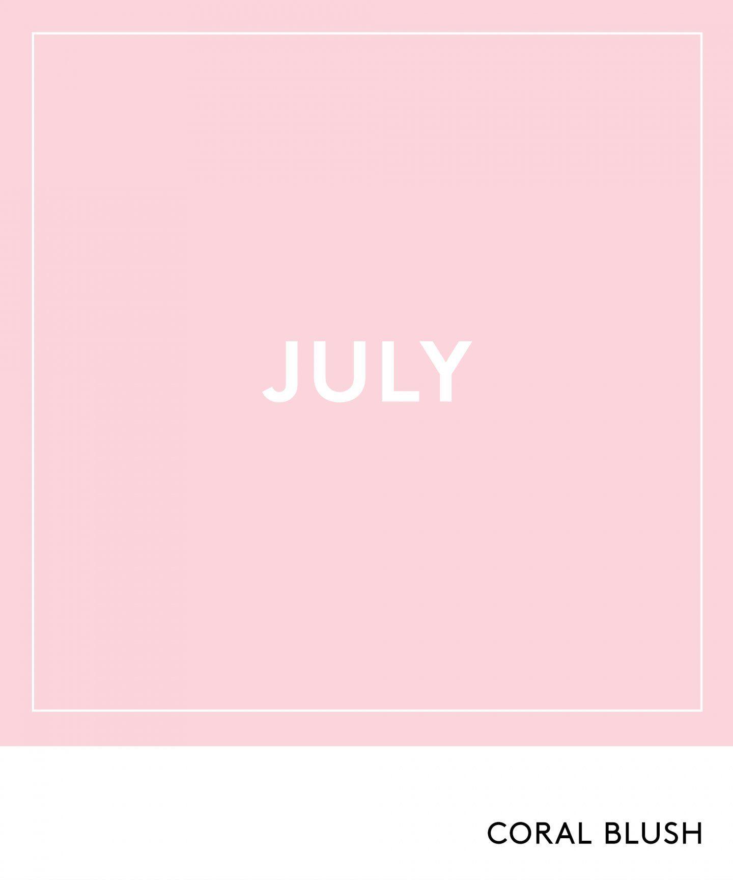 How Pantone Colorstrology Uses Birthday Colors In Decor It S Your Birthday Birthday Calendar Harmony