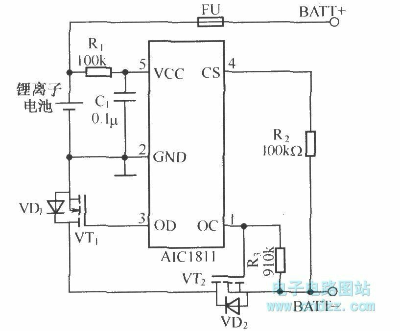 Lithium battery protection circuit | Circuit diagram ... on electrical breadboard, system diagrams, elevator controls diagrams, integrated circuit layout, electricity diagrams, one-line diagram, wiring diagrams, data flow diagram, battery diagrams, circuit design, creative diagrams, gear diagrams, digital electronics, magnetism diagrams, telephone circuits diagrams, electrical circuitry, resistor diagrams, electrical power circuits, transformer diagrams, radio schematic diagrams, wiring diagram, electrical tracer, energy diagrams, air schematic diagrams, network analysis, electrical breaker box diagram, electrical circuits in us, function block diagram, block diagram,
