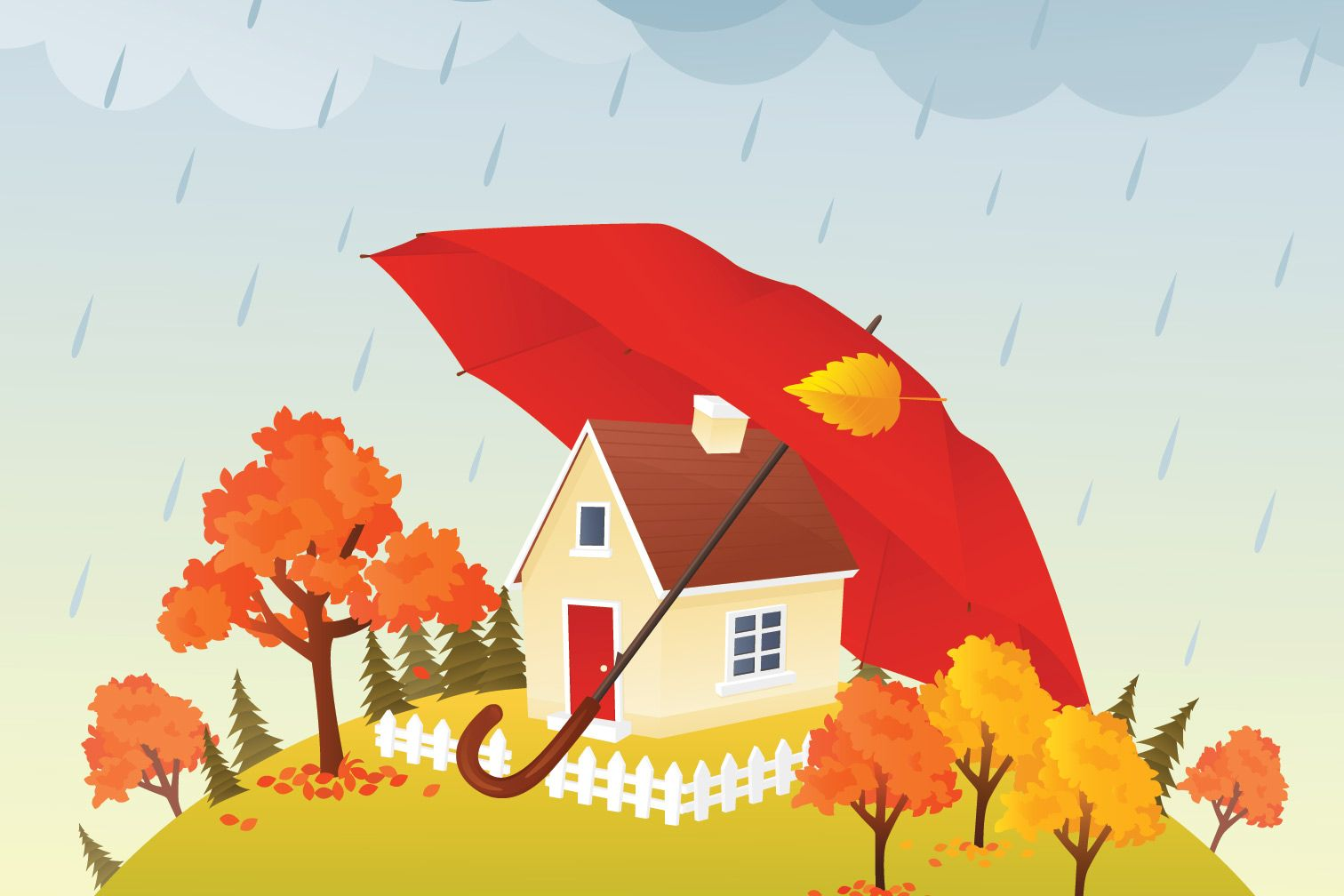 Homeowners insurance can cost you twice as much with bad