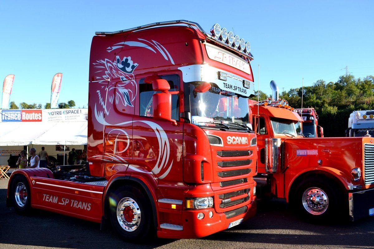 Grandprixcamions… Trucks, Circuit