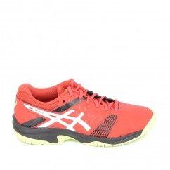 Alta qualit Chaussures Asics Gel TACTIC bleu/blanc/jaune f3N