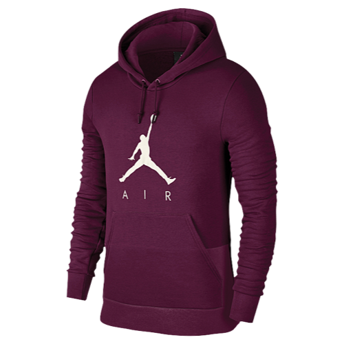 075e27cadb9c Jordan Jumpman Air Graphic Pull Over Hoodie - Men s