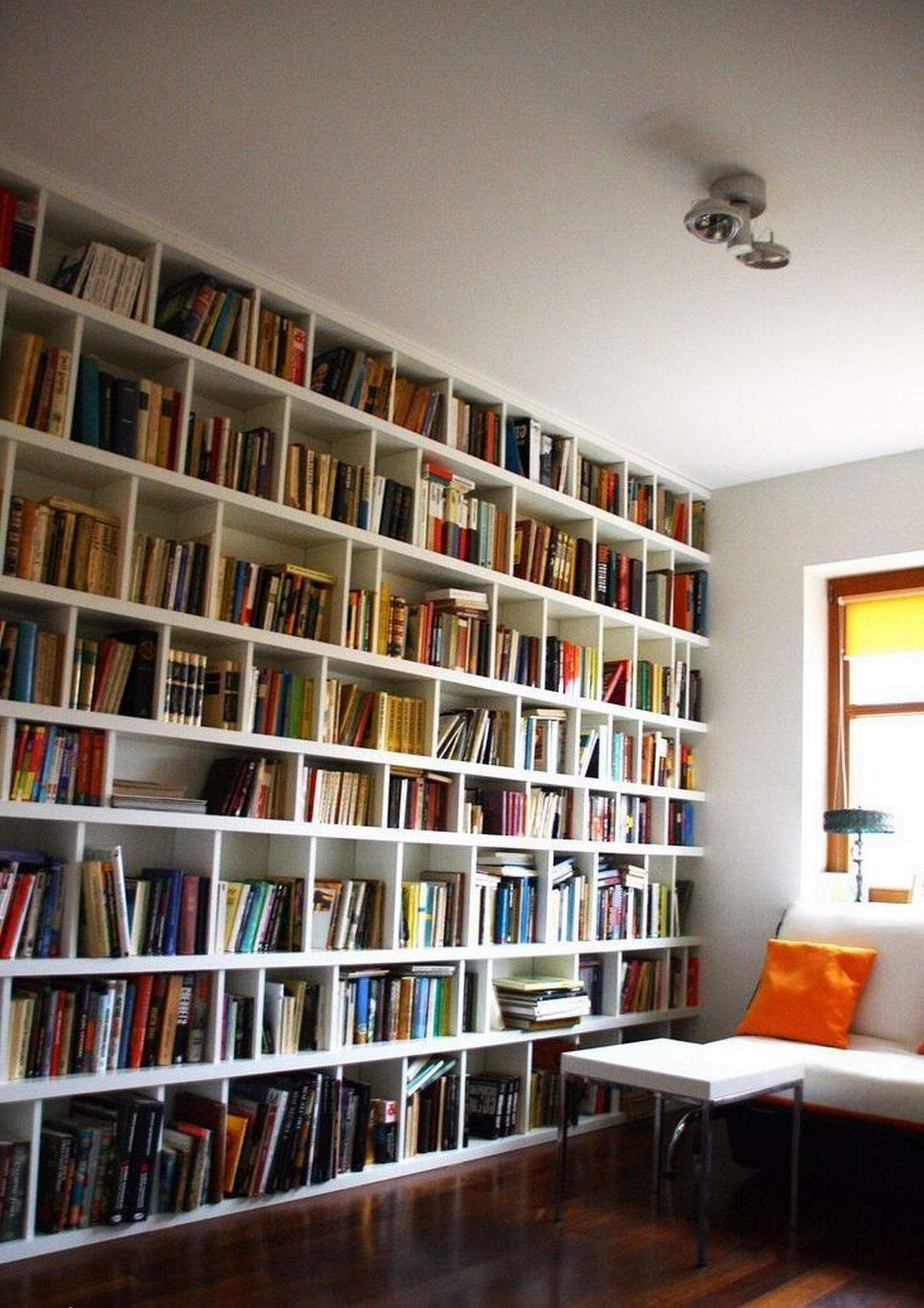 45 Examples That Prove Your Books Deserve Attention Home Library Design Home Library Home Libraries