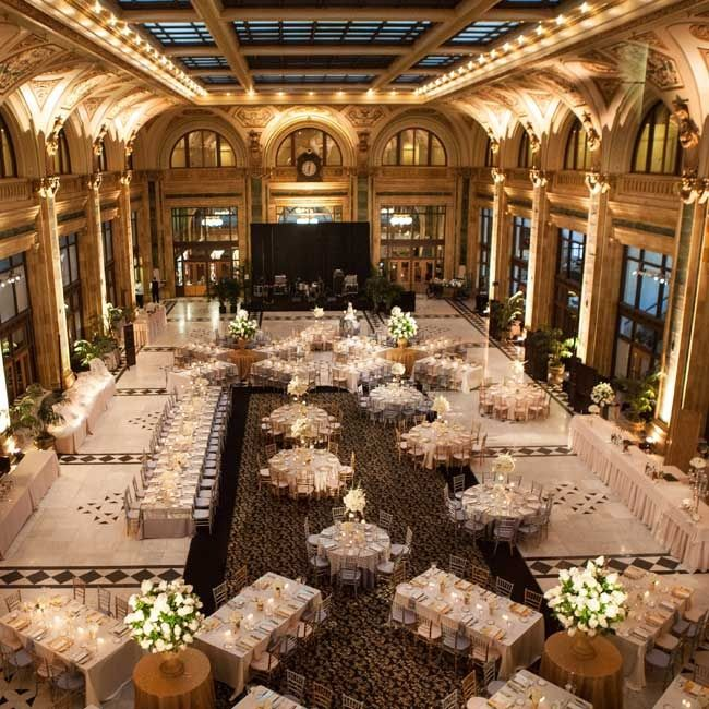 rectangle event tables - Google Search Danny + Betty Pinterest - wedding reception setup with rectangular tables