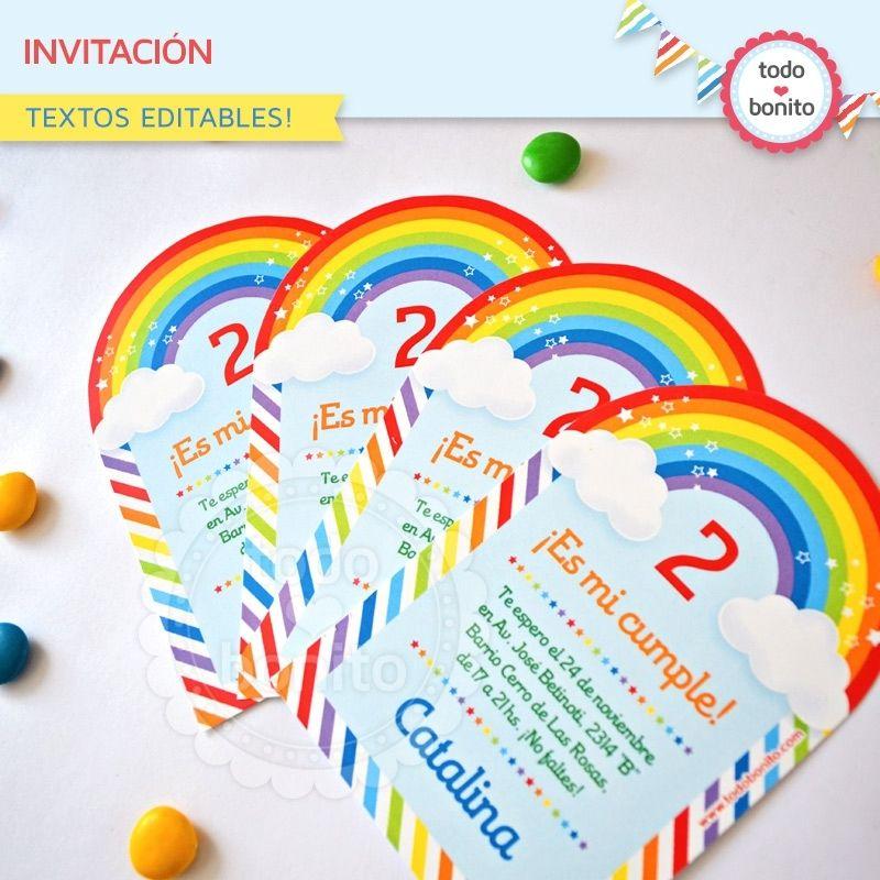 Invitaciones De Cumpleanos De Arcoiris Para Ninas Buscar Con Google Tarjetas De Cumpleanos Para Ninos Invitaciones Para Ninos Cumpleanos Rainbow Dash