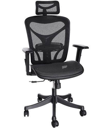Top 10 Best Ergonomic Office Chair In 2019 Reviews Best Ergonomic Office Chair Reclining Office Chair Office Chair