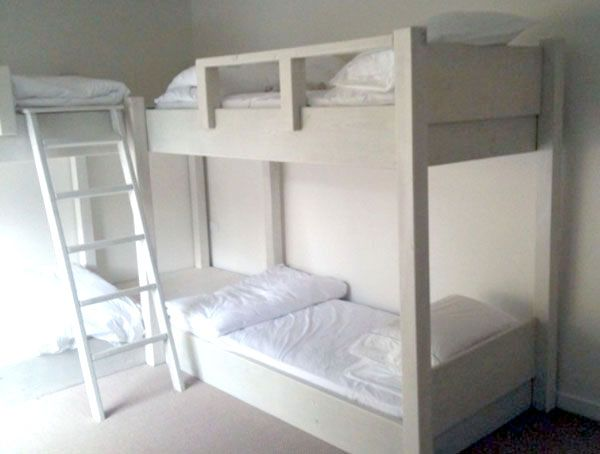Update - modern bunk beds from House Of Orange Modern bunk beds