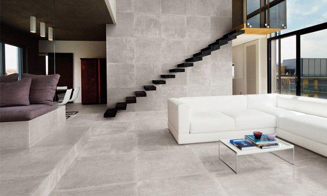 Carrelage aspect pierre Jaipur Grey plancher ceramique Pinterest