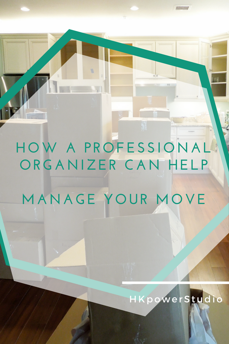 Bon Are You Worried About An Upcoming Move? How Can A Hiring A Professional  Organizer Help