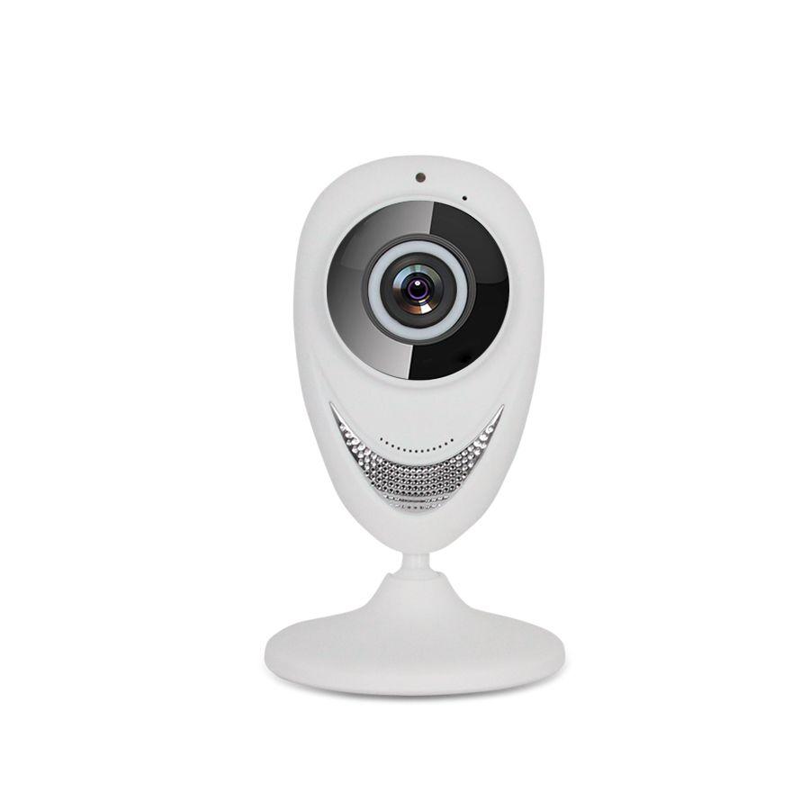 EC network panoramic IP camera Fisheye monitor recording