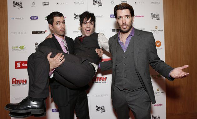 Drew Scott Wow Its A First Jd Is Being Picked Up Poor Jonathan He Doesn