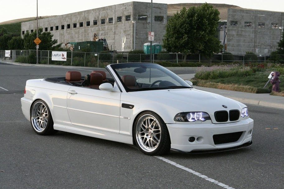 Bmw M3 E46 Convertible With Images Bmw Convertible M3