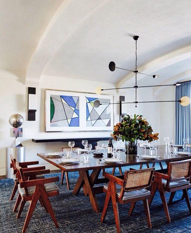 Kourtney Kardashians House In Architectural Digest