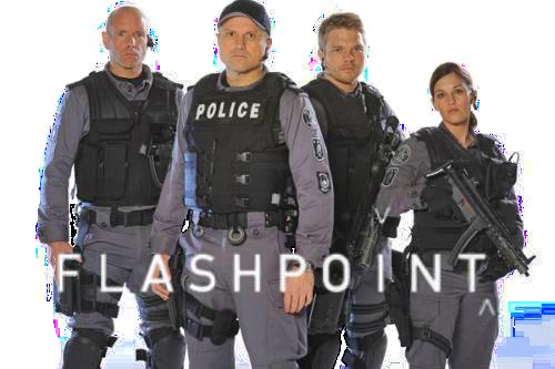 "CTV's ""Flashpoint"""