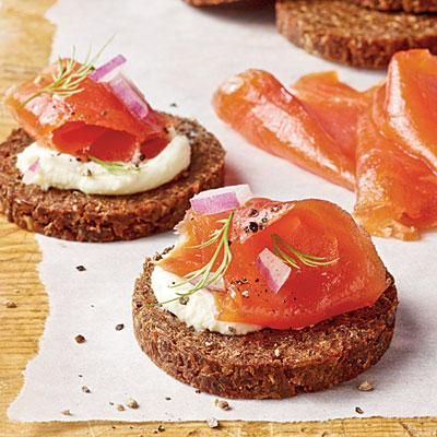 Brown Sugar-and-Dill-Cured Salmon | Coastalliving.com