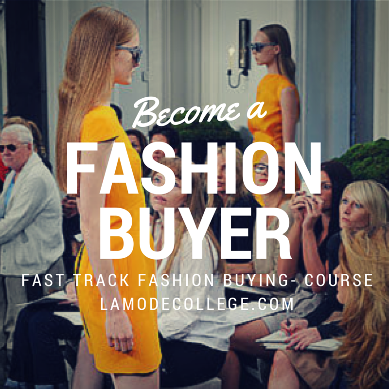 Want to become a Professional Fashion Buyer?   Fast Track Fashion Buying Course Online!  Enquire here for more details: http://lamodecollege.com/fashion-buyer-course-melbourne/ #fashionbuyer #fashioncourse #fashionschool #fashionbuying