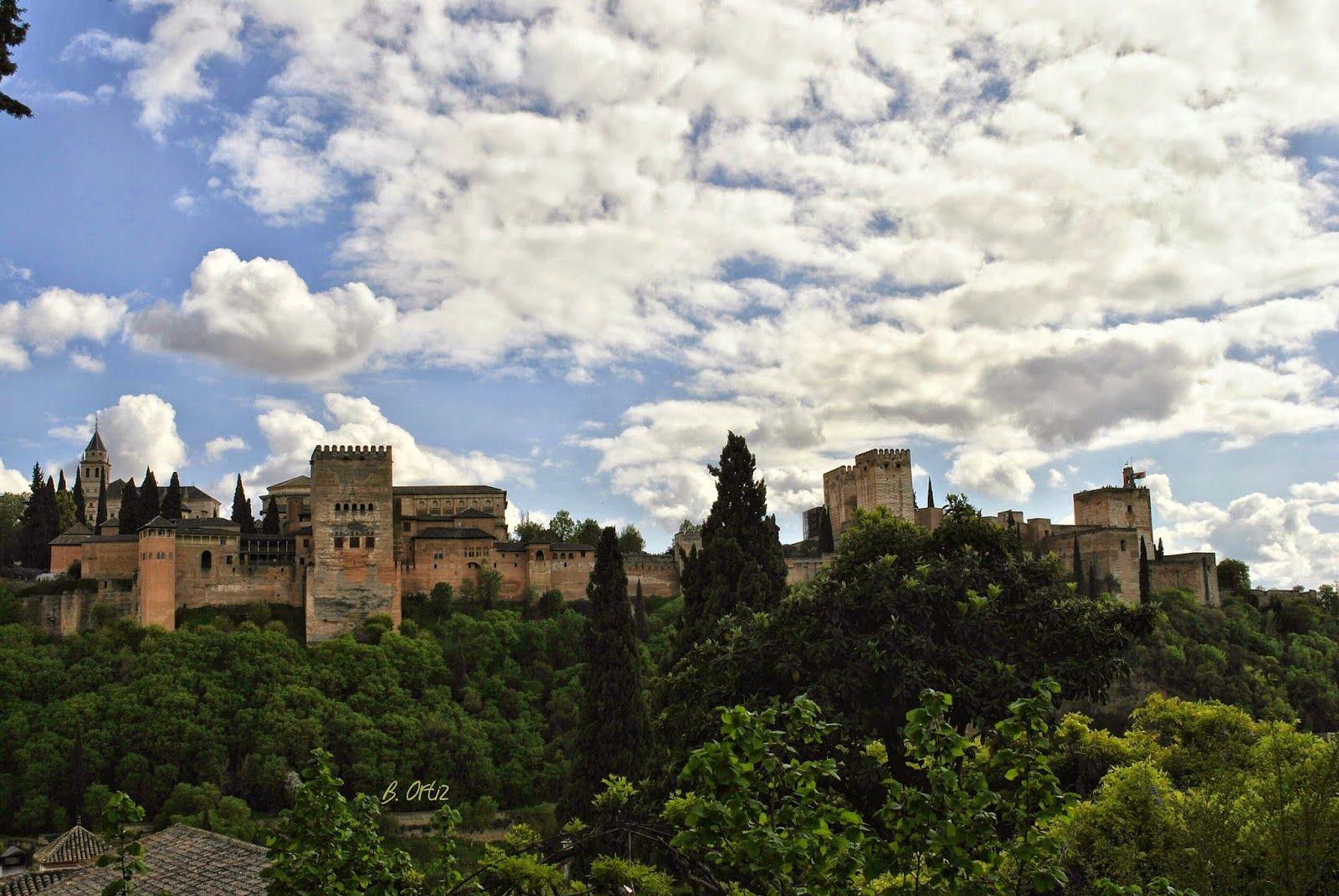 La Buhardilla de Yaya: Alhambra