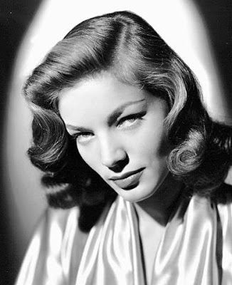 lauren bacall hairstyle - Google Search