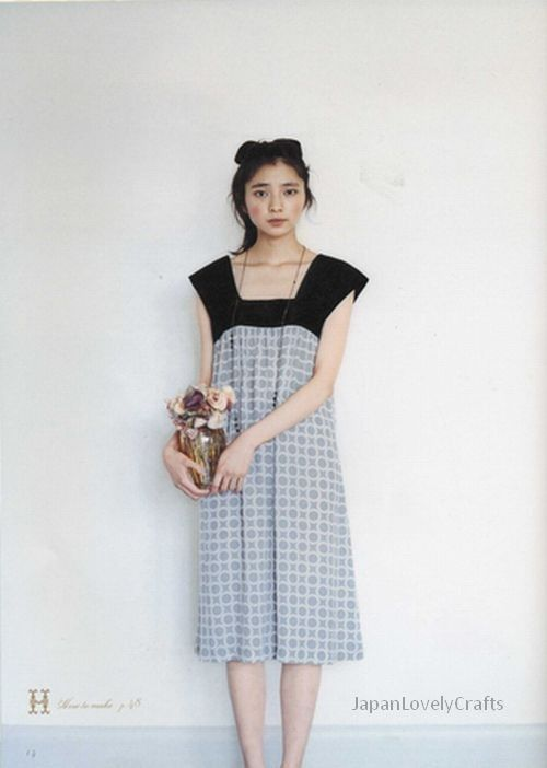 Adult Couture by Yoshiko Tsukiori  Japanese by JapanLovelyCrafts, $24.80